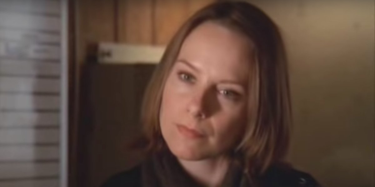 Amy Ryan on The Wire