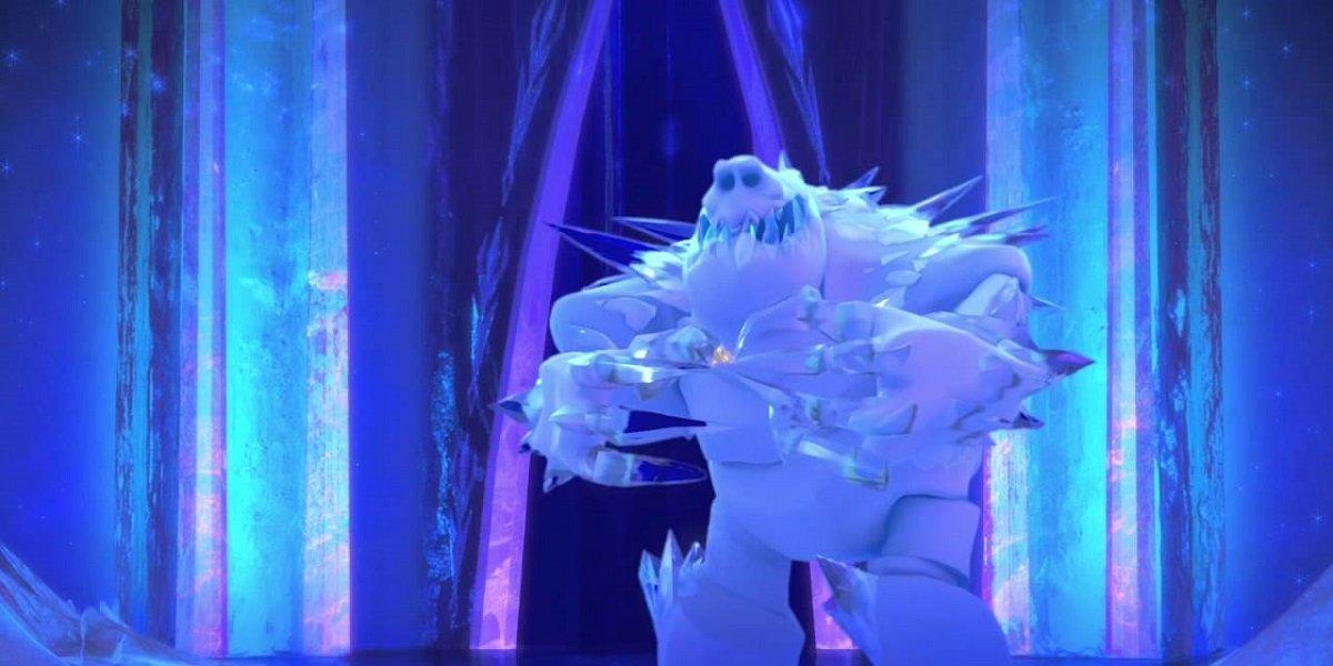Marshmallow from Frozen