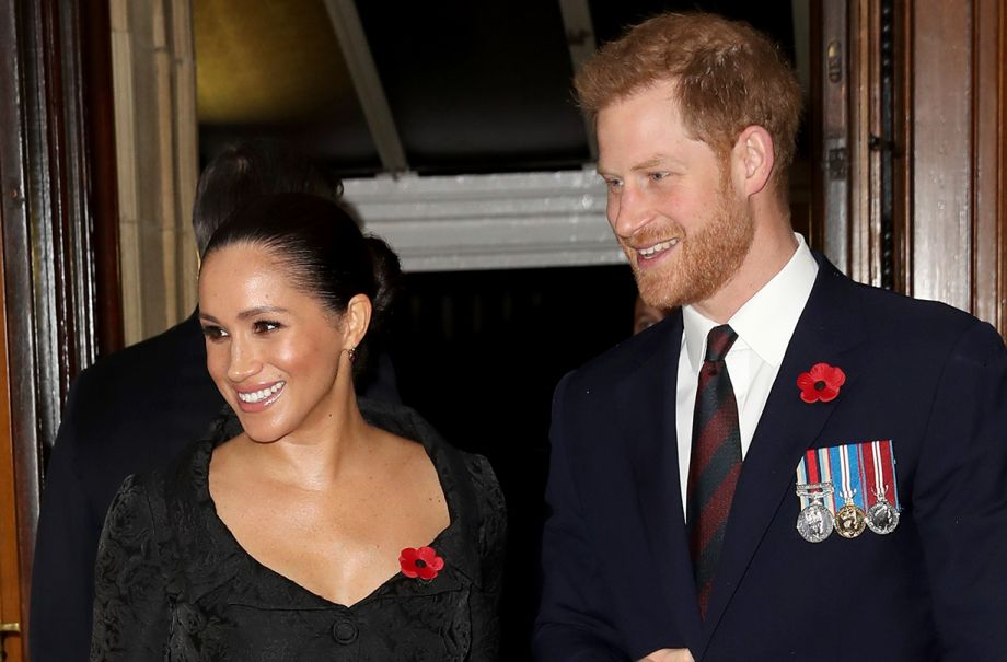 Prince Harry Duchess Meghan spending Christmas break Canada