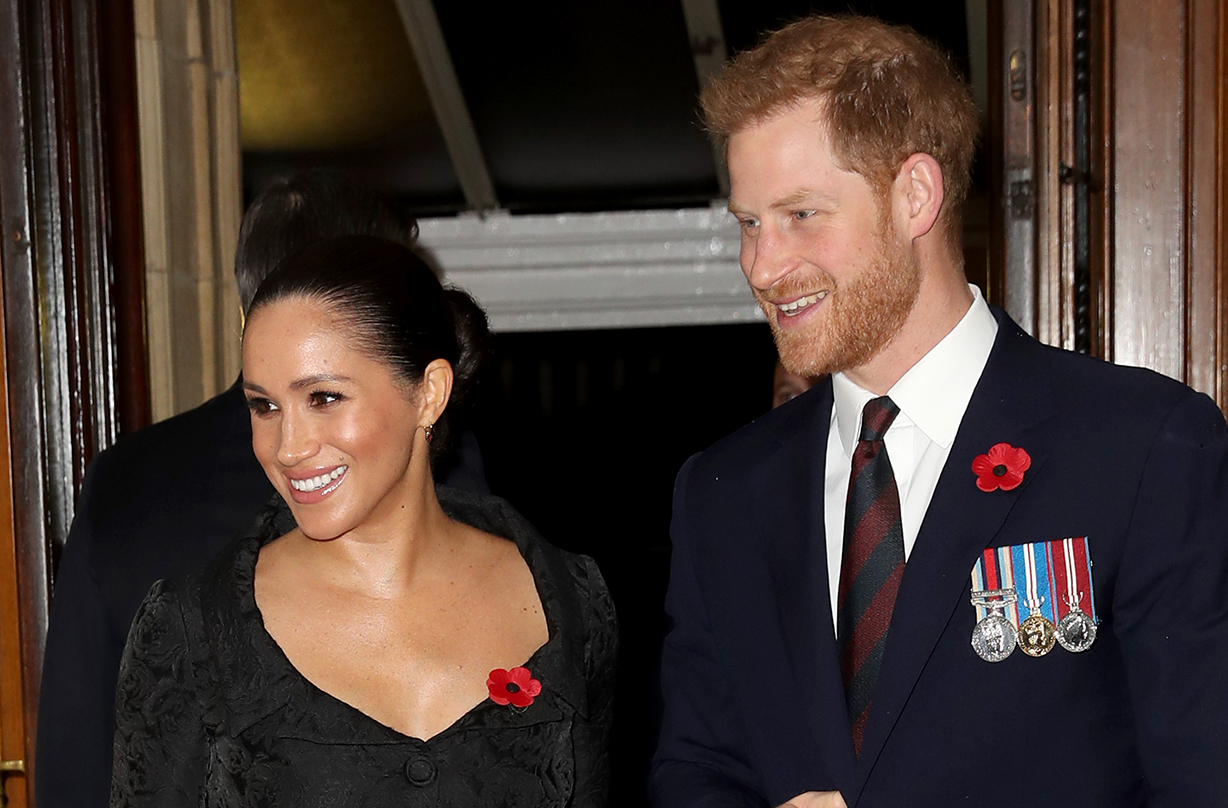 Prince Harry Duchess Meghan spending Christmas break Canada