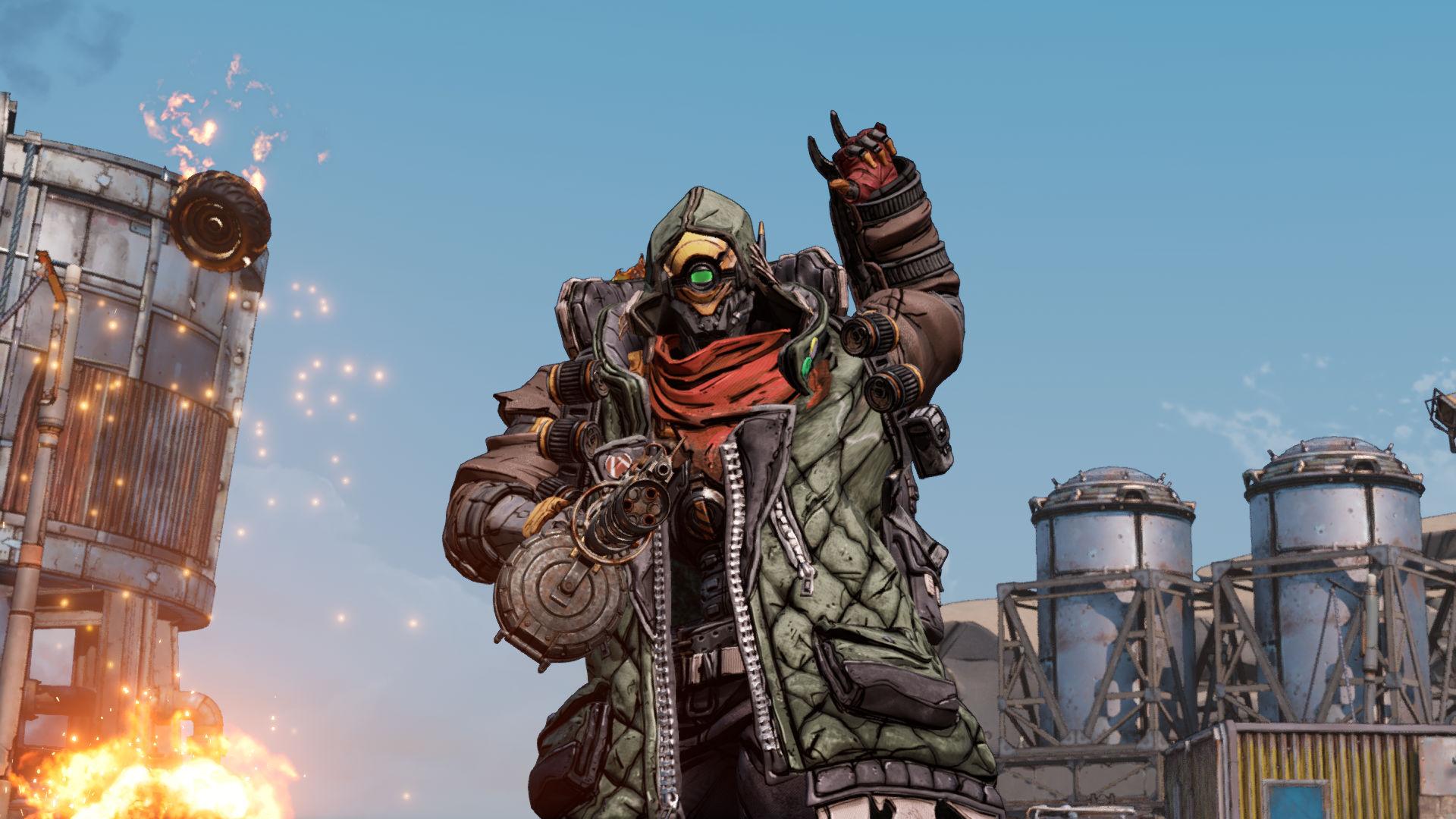 How to emote in Borderlands 3 | PC Gamer