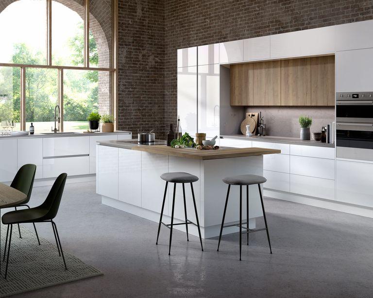 Miche Roux Jr kitchen Homebase