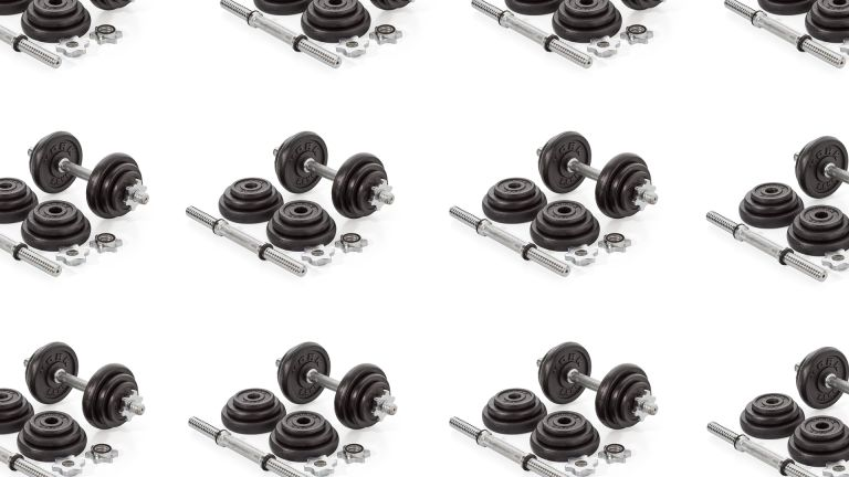 This is the perfect dumbbell for uni students