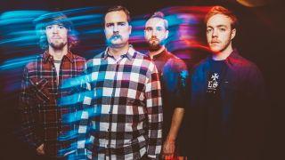 Black Peaks band promo photo 2016