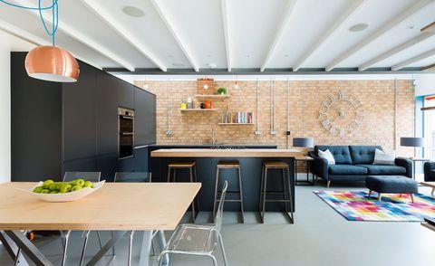 20 Beautiful Open Plan Kitchens Homebuilding