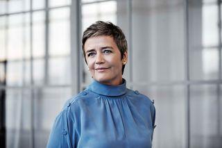 EU-konkurrencekommisær Margrethe Vestager