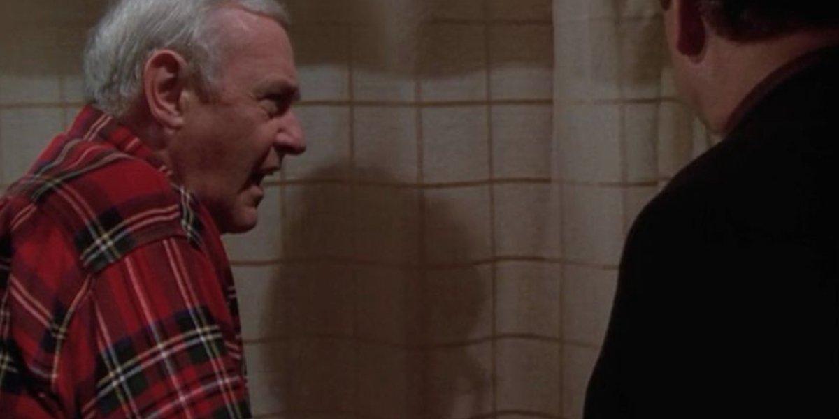 John Mahoney, Kelsey Grammar, and Maris' shadow on Frasier