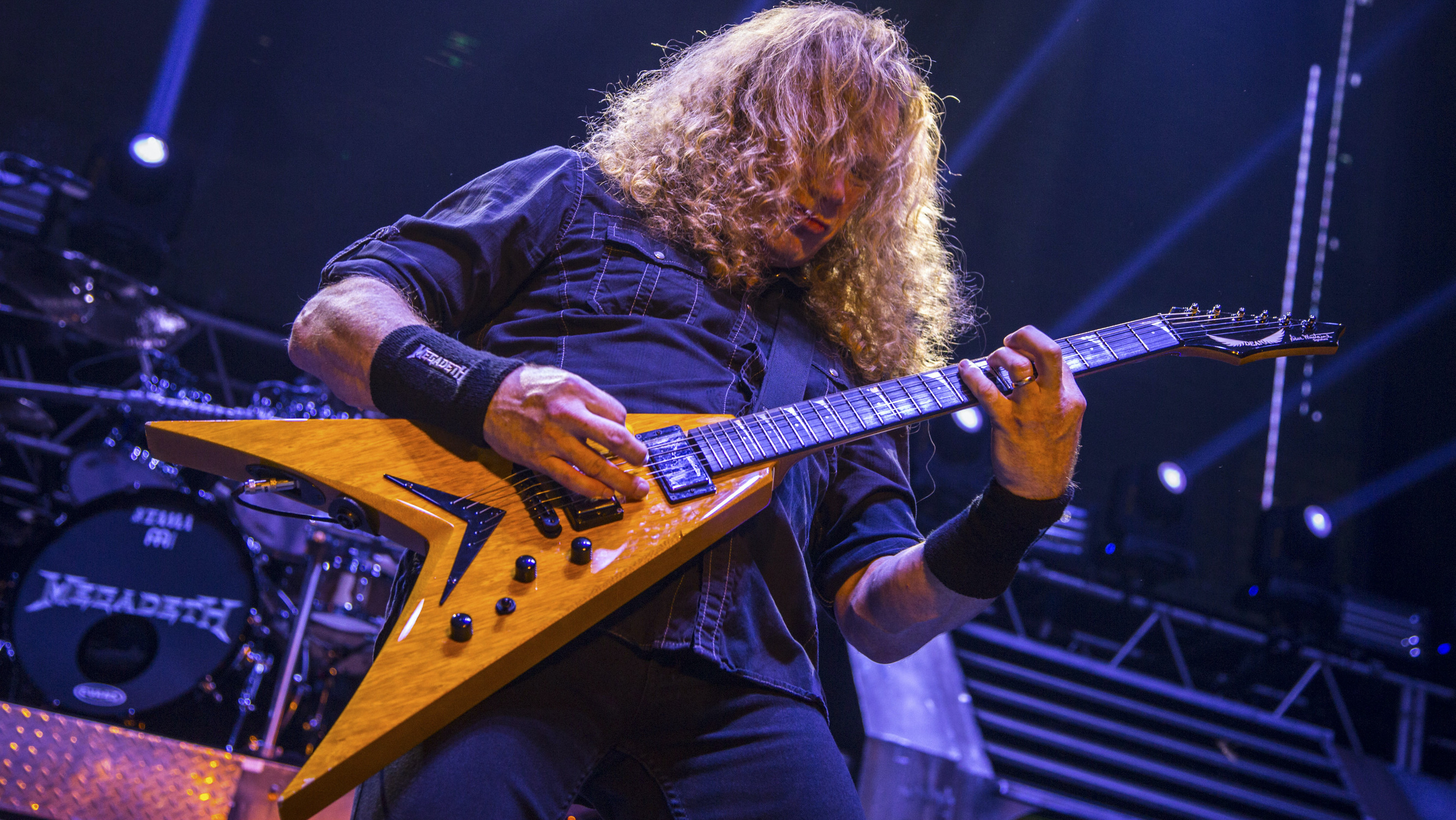 The guy who bought all of Dave Mustaine's guitars on Reverb has begun putting them back up for sale | Guitar World