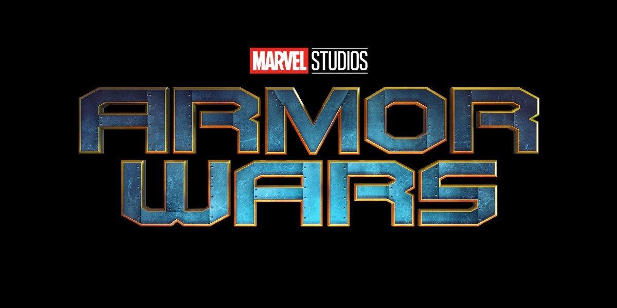 Marvel Studios' Armor Wars logo