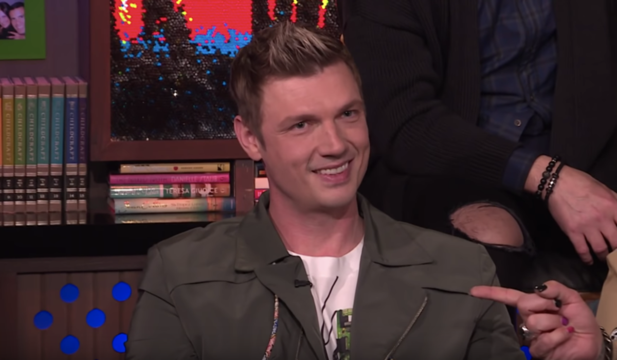 nick carter backstreet boys watch what happens live andy cohen