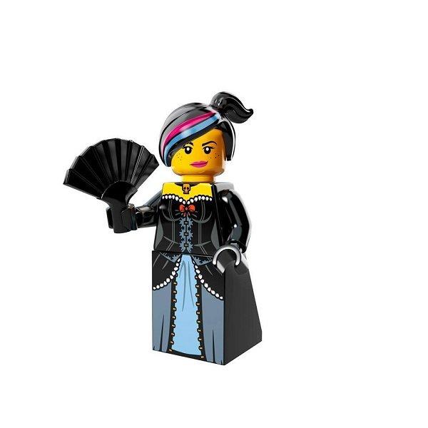 lego movie figurine wyldstyle