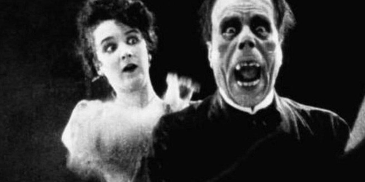Don Chaney as the Phantom