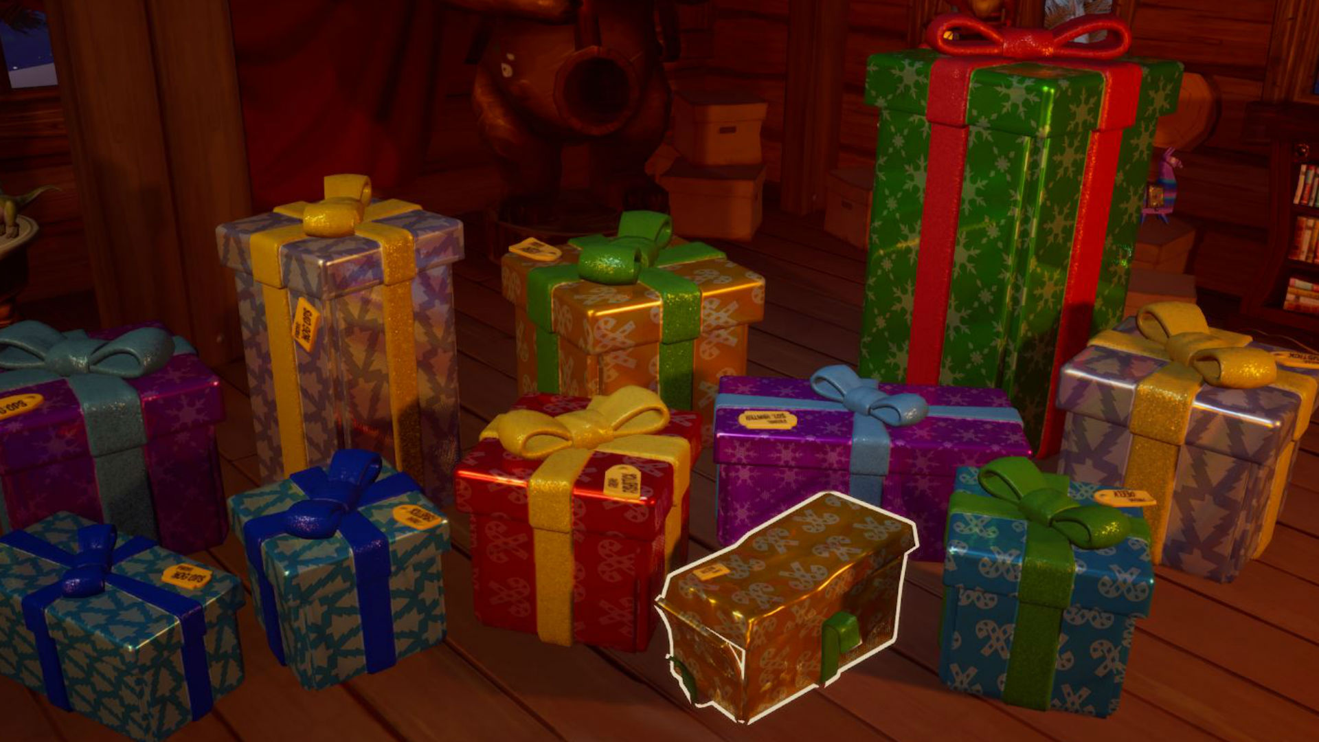 Fortnite Presents All The Fortnite Christmas Presents Rewards In Winterfest Pc Gamer The 14 days of christmas event in fortnite was extended today, with epic announcing that players have until january 15, 12am pst/3am est/8am gmt/9am cet to collect. all the fortnite christmas presents