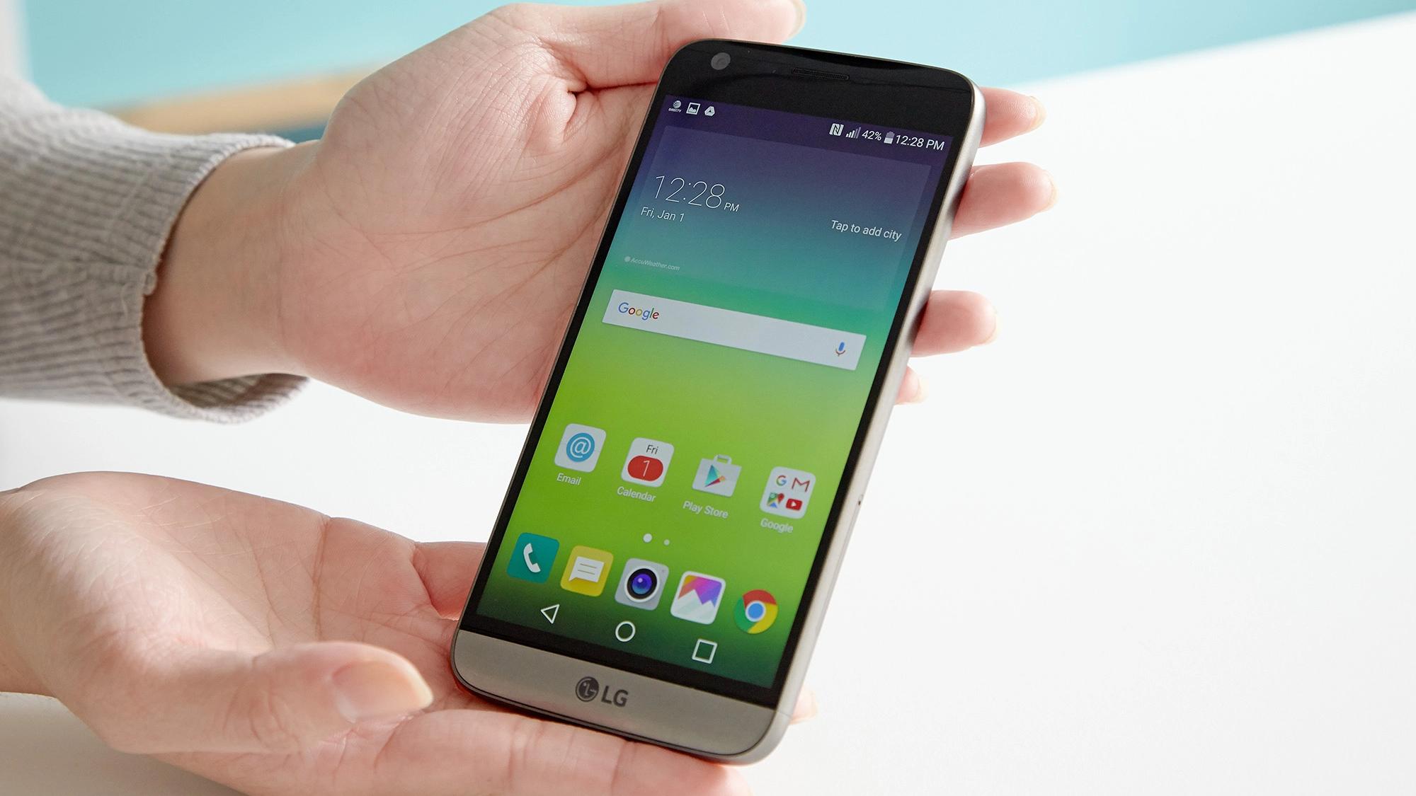 Лучшие и худшие телефоны LG: LG G5