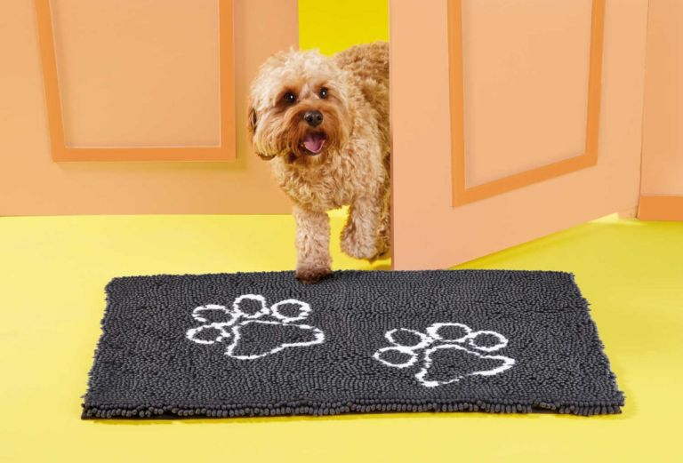 Aldi dog door mat