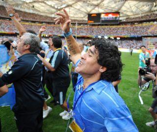Diego Maradona Obituary