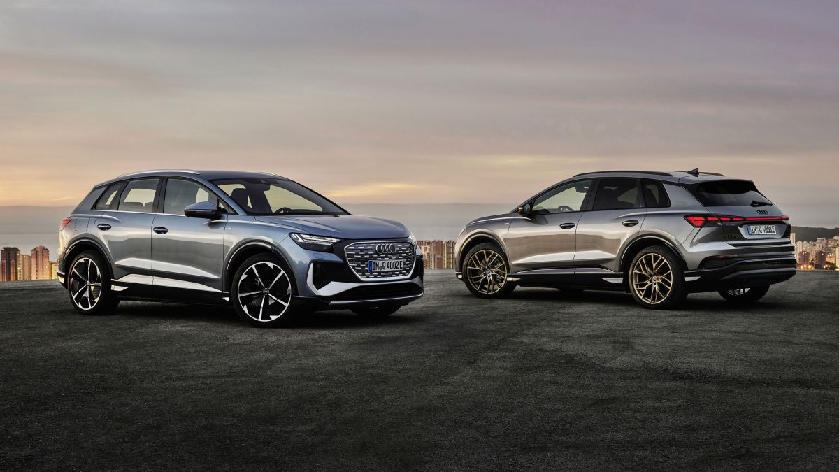 Audi's new fully electric car is its cheapest yet