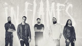 A promotional picture of In Flames