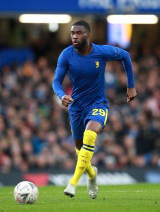 Chelsea v Nottingham Forest – FA Cup – Third Round – Stamford Bridge
