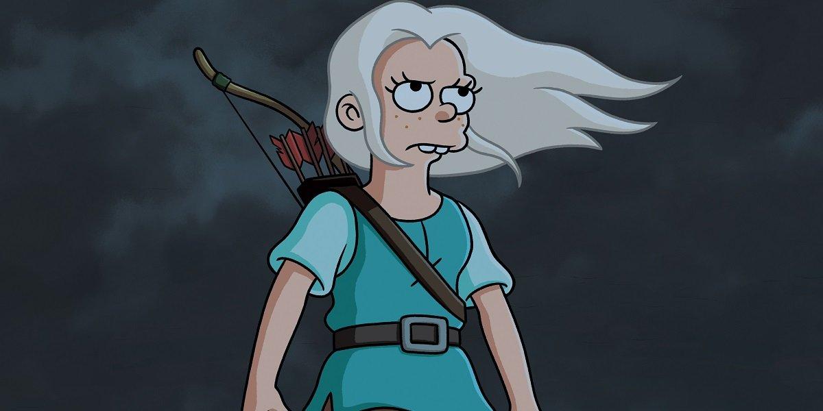 4 Fantastic Futurama References In Disenchantment Season 2