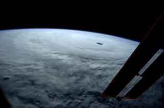 Vongfong from space