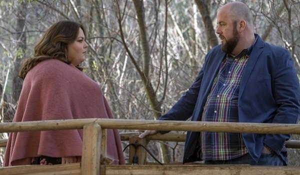 Kate and Toby Chrissy Metz Chris Sullivan This Is Us NBC
