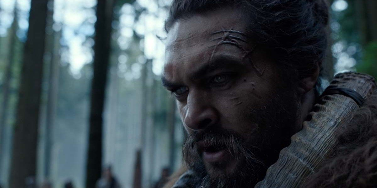 Jason Momoa as Baba Voss in See (2019)