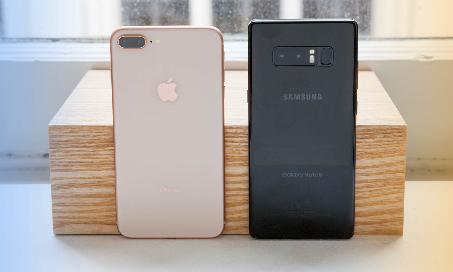 Iphone 8 Plus Vs Galaxy Note 8 Camera Face Off Apple Has The Edge Tom S Guide