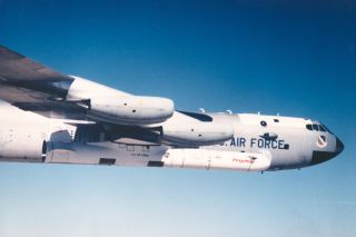 Pegasus b-52, small launch vehicle