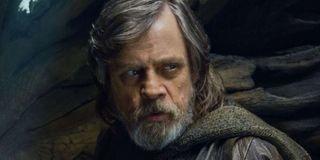 Luke Skywalker in 'Star Wars: The Rise of Skywalker'