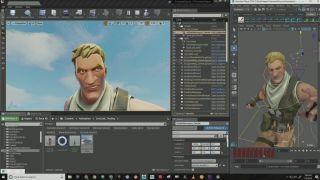 Unreal Engine 4 Graphics Engine