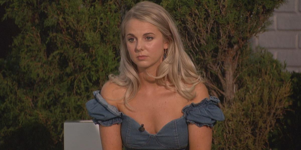 Nicole Franzel on Big Brother All-Stars CBS