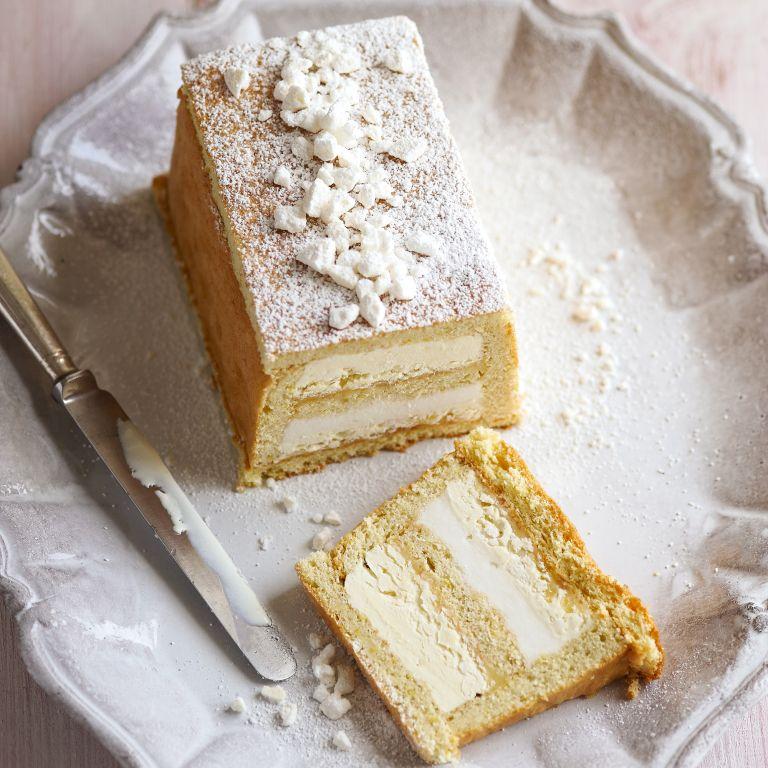 lemon meringue arctic pie