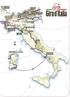 2007 Giro d'Italia