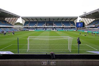 Millwall v Brentford – Sky Bet Championship – The Den