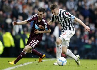 Soccer – Scottish Communities League Cup – Final – St Mirren v Heart of Midlothian – Hampden Park