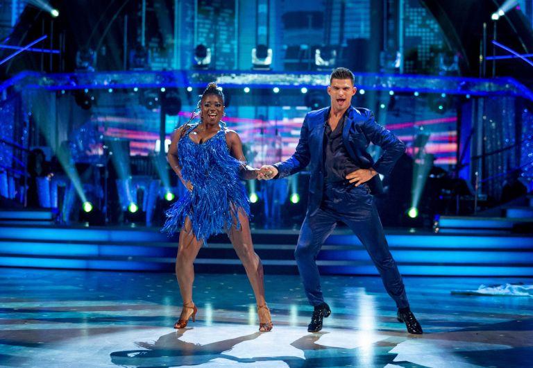 Alijaz, Strictly Come Dancing 2020