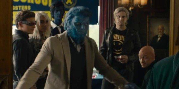 Nicolas Hoult - Deadpool 2