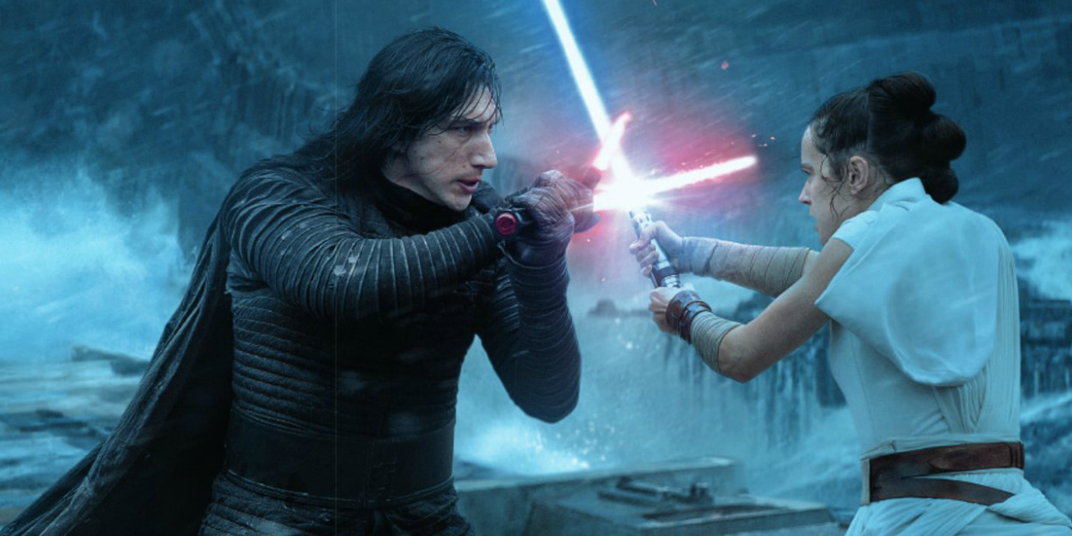 Rise Of Skywalker Is Now The Lowest Rated Movie In Star Wars Skywalker Saga Cinemablend