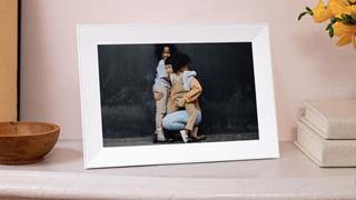 best digital photo frames: Mason Aura Digital Photo Frame
