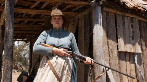 Leah Purcell stars in 'The Drover's Wife: The Legend of Molly Johnson.'