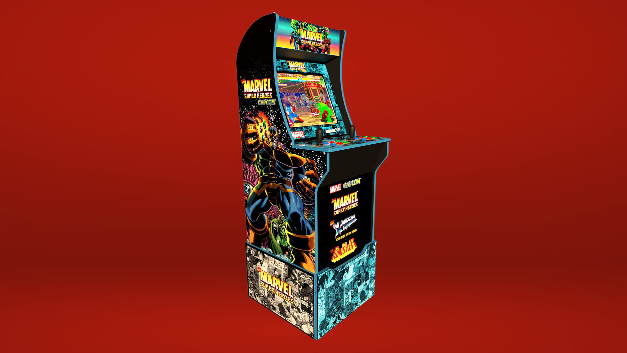 Black Friday Preview Arcade 1up Machines 130 Off Tom S Guide