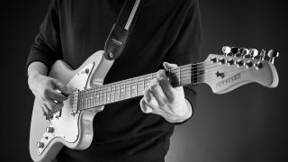 Get creative with some easy new shapes as TG explains how to use slash chords