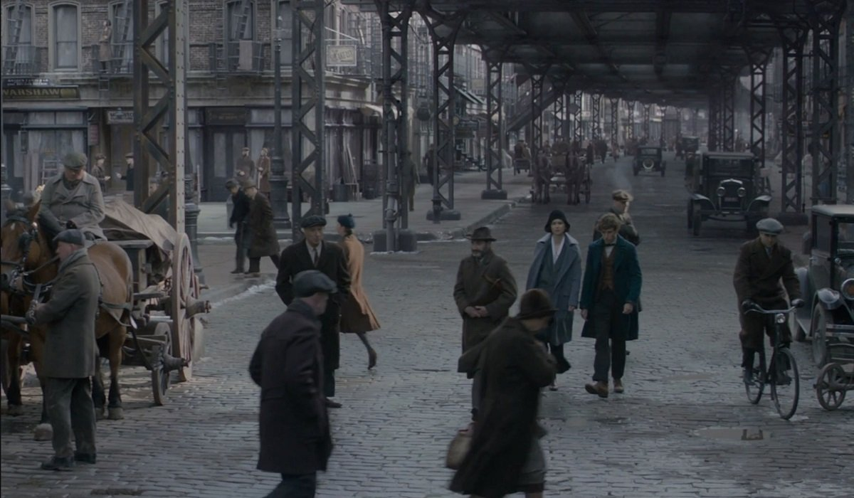 Fantastic Beasts And Where To Find Them New York City