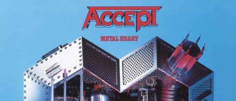 Accept: Metal Heart album cover