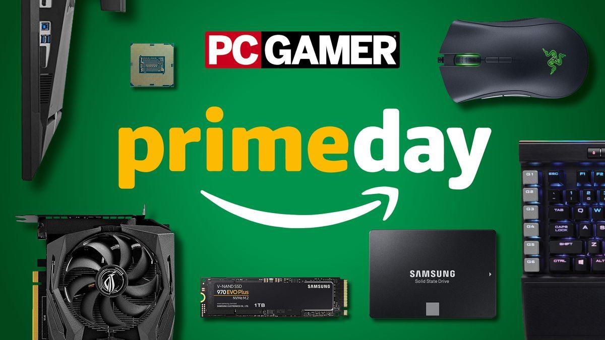 Amazon Prime Day deals: PC, laptops, video games, PC
