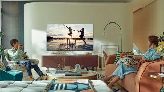 Samsung Neo QLED 8K TV 2021