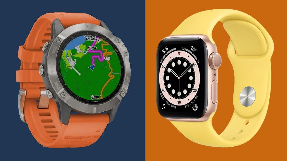 Apple Watch vs Garmin: how to choose the right smartwatch ...
