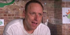 Joey Chestnut Just Explained The Gross Stuff That Happens To His Body After Eating All Those Hot Dogs