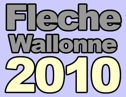 Fleche Wallonne 2010 logo